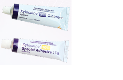 xylocaine cream