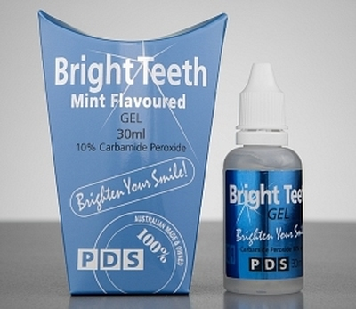 PDS Bright Teeth Gel Refill 10%  *Special rates*