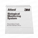 3M Attest Recording Chart