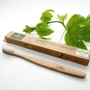 GO BAMBOO BIODEGRADABLE TOOTHBRUSHES - ADULT 25PKT