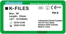 Independent *NEW Sterile K-Files Stainless Steel* BUY 3 GET 1 FREE*